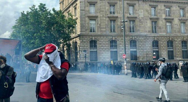Paris le 25/05/2019. © Pierre Thomas/IPR