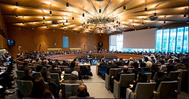 Le Conseil exécutif de l'UNESCO