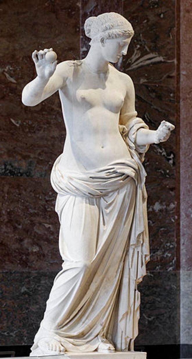 Vénus d'Arles musée du Louvre