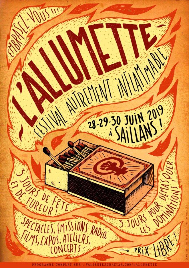 Festival L'Allumette © Les Allumées