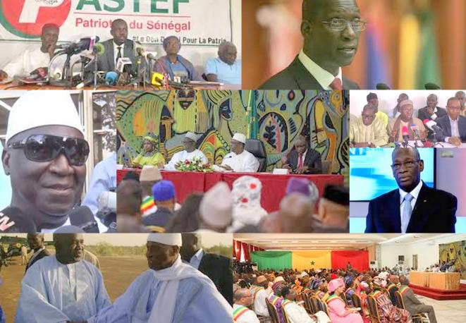 Dialogue national au Sénégal