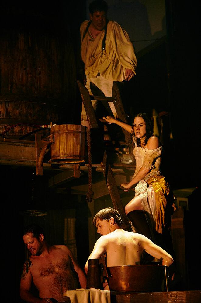 "Scène de ""Don Juan"" © Horn"