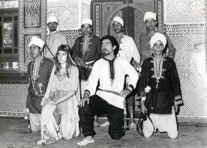Inossis Berber Ballet Theatre - 1968