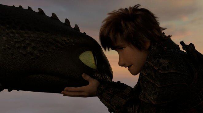 """""""Dragons 3, le monde caché"""" (How to Train Your Dragon : The Hidden World) de Dean DeBloi © DR"""