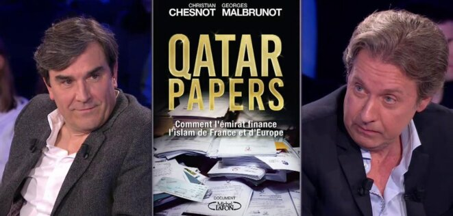 Qatar Papers de Georges Malbrunot et Christian Chesnot