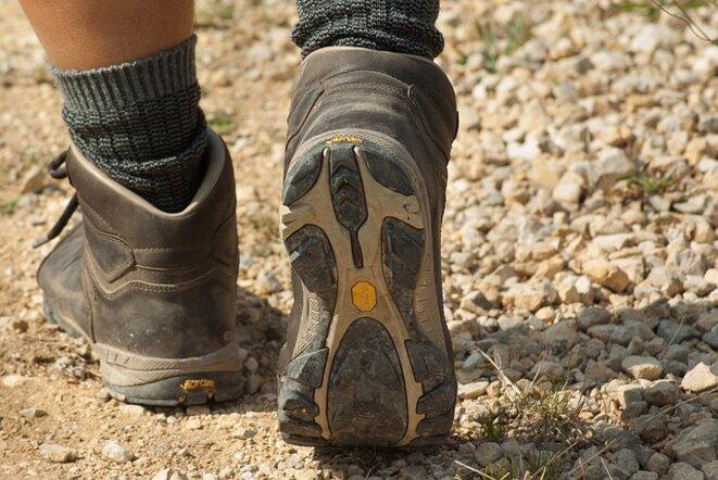 (Voter avec les pieds n'est pas marcher à la manière de Macron) © Jacqueline Macou, Pixabay.com (domaine public)