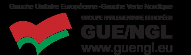 Logo du groupe GUE/NGL au Parlement européen © GUE/NGL