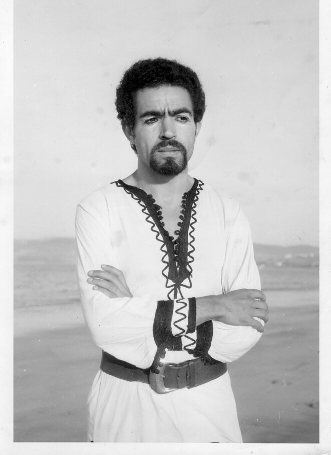 Hassan Ouakrim, Maroc, 1968