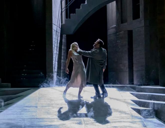 «Don Giovanni» à l'opéra Garnier: le délinquant sexuel en son saccage