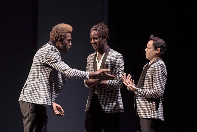 """Scène de """"Harleml quartet"""" © Tristan Jeanne Vales"""