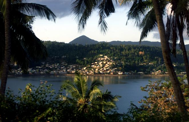 Mayotte, a French département in the Indian Ocean. © Reuters