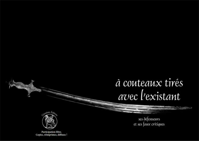 À couteaux tirés © Chimères éditions