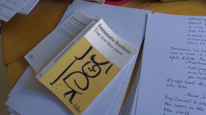 """""""Etre vivant et le savoir"""" d'Alain Cavalier"""