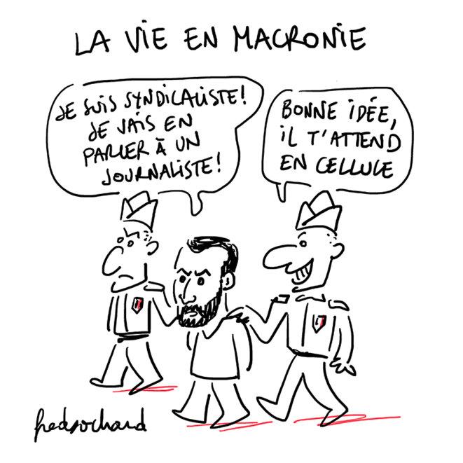 Qui est Emmanuel Macron ? - Page 25 19-6-17-quirante