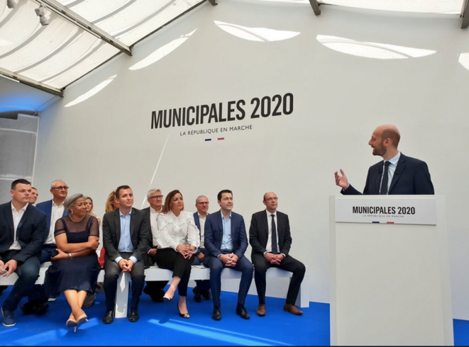 Municipales à LREM: premiers candidats et méthode de start-up