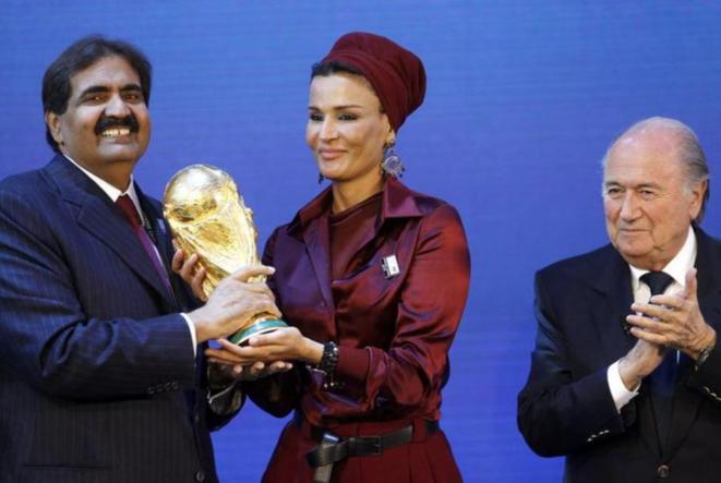 Le Qatar sous la menace de l'affaire du Mondial 2022