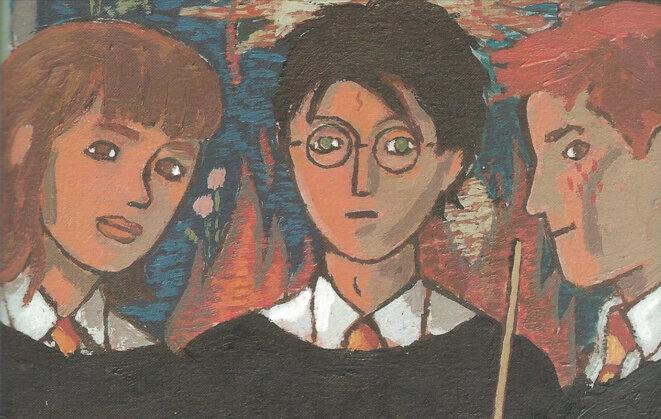 hermione-harry-ron