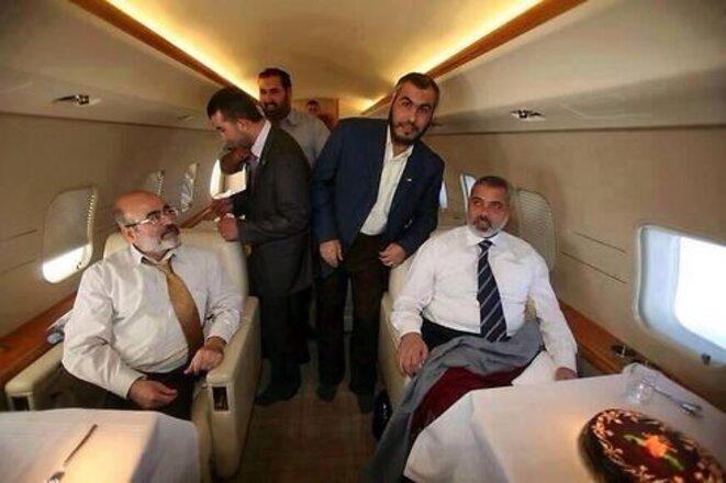 Les dirigeants du Hamas