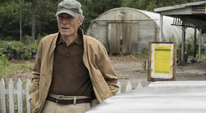 """La Mule"" de Clint Eastwood © Warner Bros."