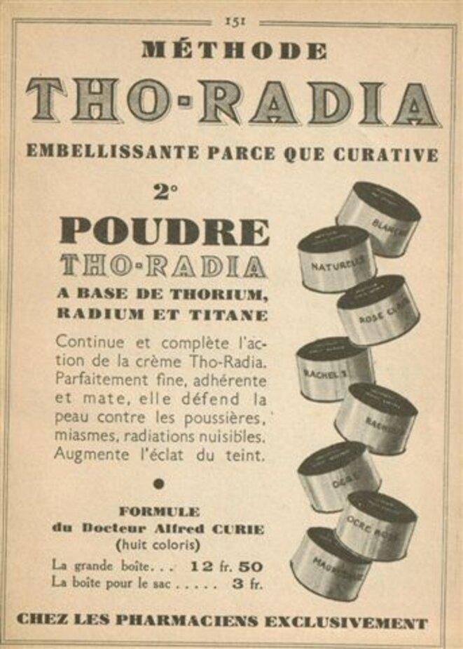 tho-radia-poudre-1935