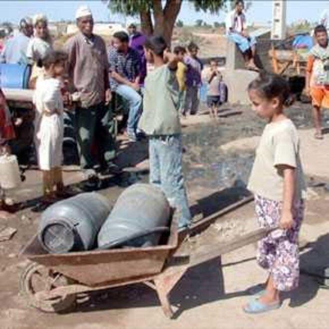 Voici comment vivent certains Marocains