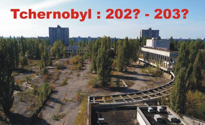 Tchernobyl: ce n'est pas fini...