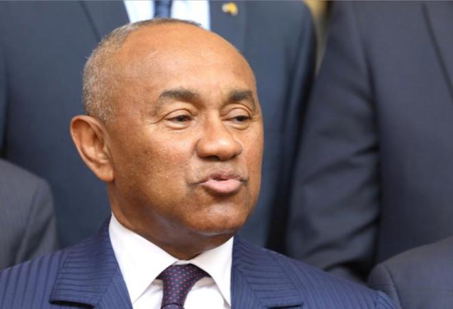 Président de la CAF depuis mars 2017, Ahmad Ahmad est visé par une enquête interne de la Fifa et une information judiciaire pour corruption ouverte fin mai par le parquet de Marseille. © Reuters