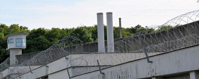 Le Centre de Rétention Administrative (CRA) de Metz où l'on accueille les mineurs dès deux ans.