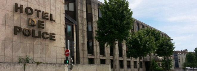 Hôtel de police Metz