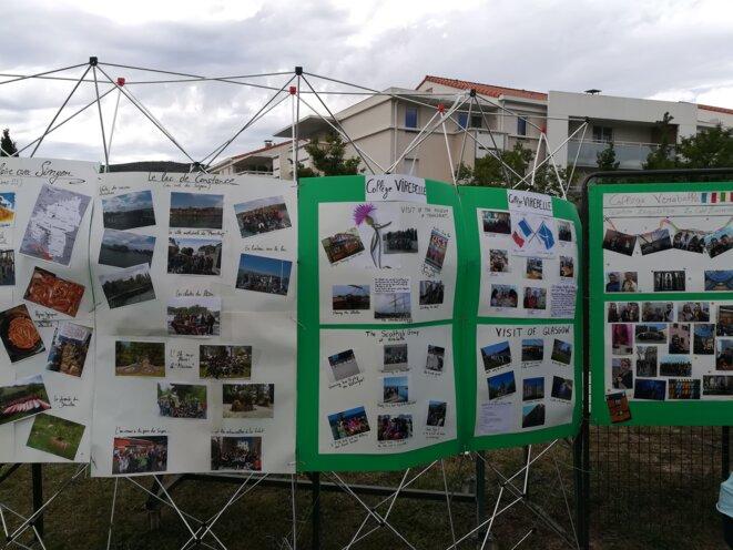 Collège Virebelle : de beaux séjours dans les villes jumelles