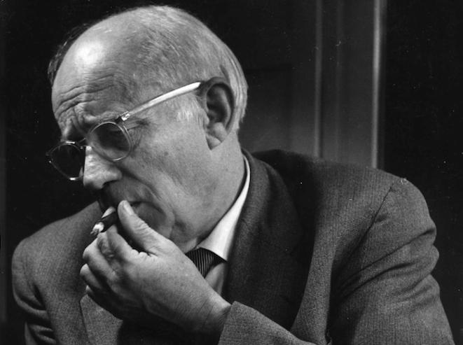 Theodor Plievier dans les années 1950. © Collection Renate Magnier