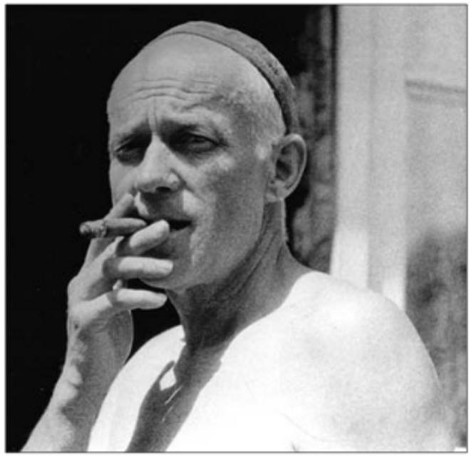 Theodor Plievier en 1947. © (dr)