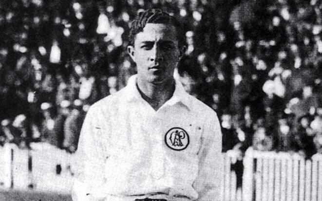 Arthur Friedenreich, une des premières icônes du football brésilien et vainqueur de la Copa América 1919