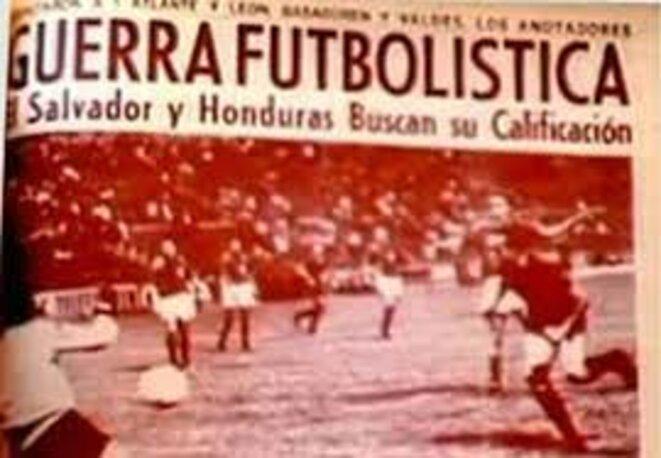 Guerre footballistique : le Salvador et le Honduras cherchent leur qualification.