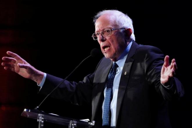 Bernie Sanders en Miami, el 21 de junio de 2019. © Reuters