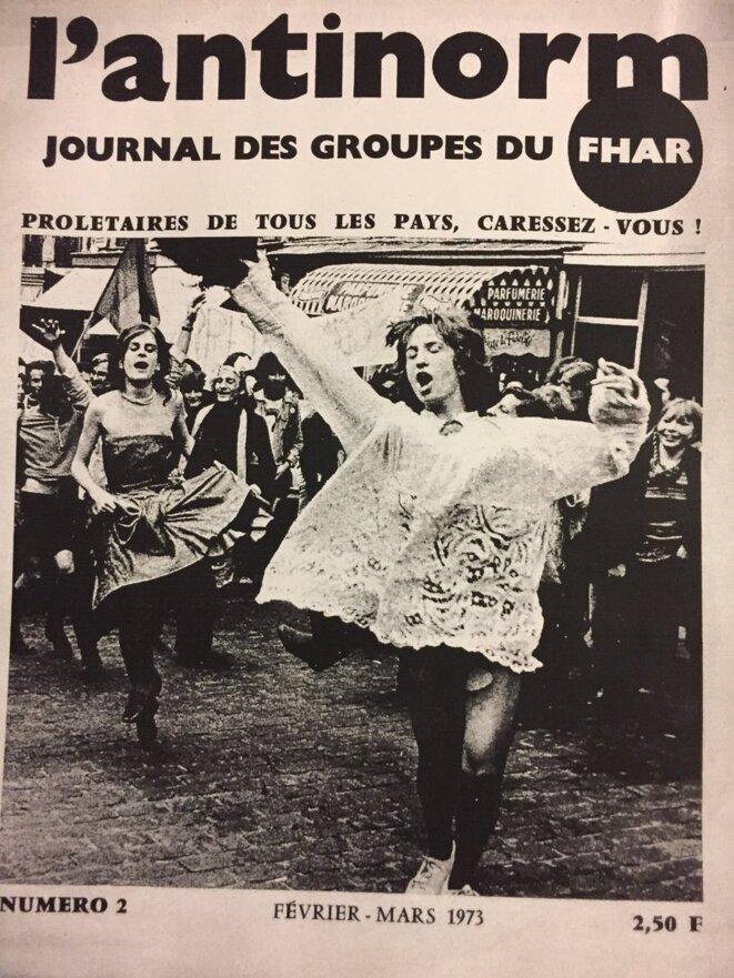 Antinorm © Front Homosexuel d'Action Révolutionnaire