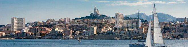 Marseille, Le Vieux-Port © Pierre Reynaud