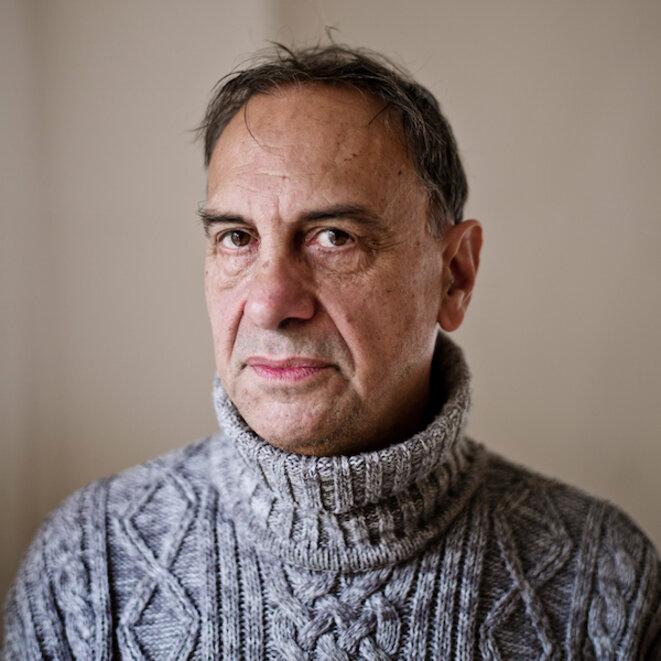 Gérard Noiriel ©Jean-Luc Bertini