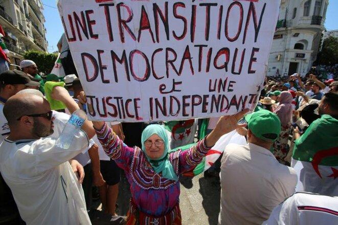 A Alger, le 28 juin 2019. © Reuters