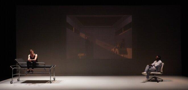 "Scène de ""quais de Seine"" © Christophe Raynaud de Lage"