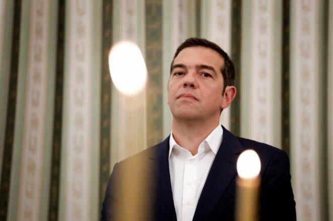 Alexis Tsipras en 2018. © Reuters/Alkis Konstantinidis