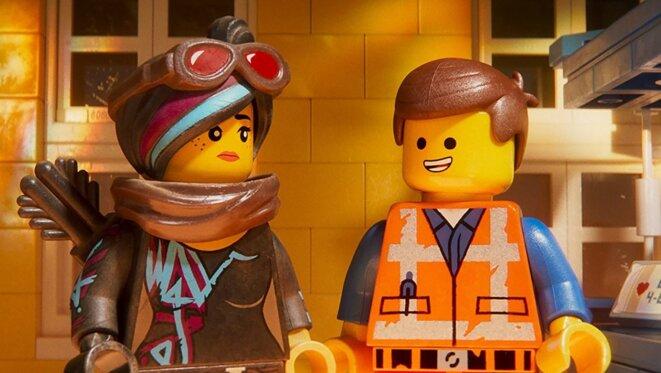 """""""La Grande Aventure Lego 2"""" de Mike Mitchell © Warner Bros."""