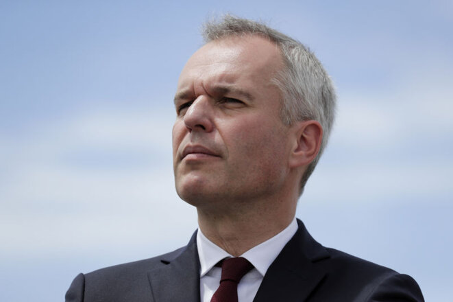 Environment minister François de Rugy has resigned from the government. © Reuters