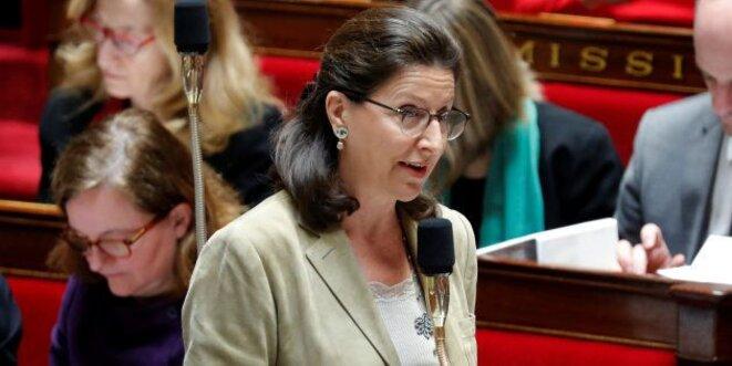 Agnès Buzyn, ministre de la santé. © Reuters