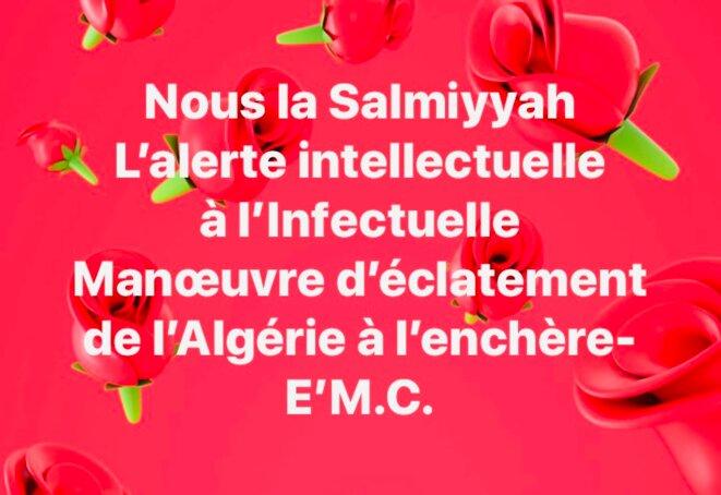 NOUS LA SALMIYYAH - LE SOUFFLE SPIRITUEL E'M.C. © E'M.C. EXEQUATUR