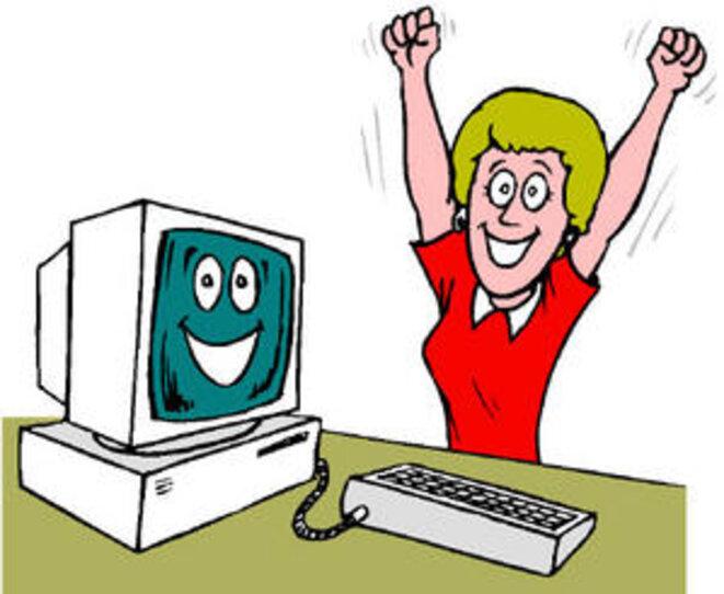 un abonnement (gratuit) d'un an à Mediapart ! © Quelle bonne surprise !