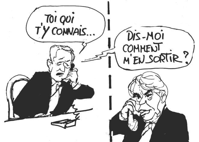 Affaire De Rugy © Calvi