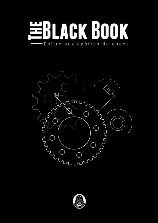 Cover de l'ouvrage The Black Book © XO