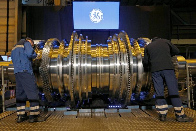 Comment la politique financière de General Electric affaiblit Belfort