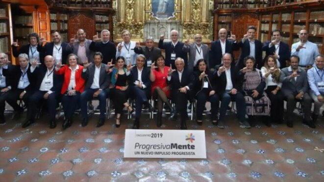 Leaders progressistes © Agencia Enfoque